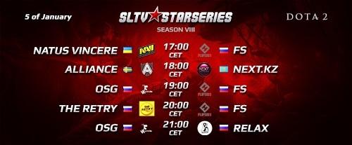 Украинская команда будет выступать в финале StarLadder 8