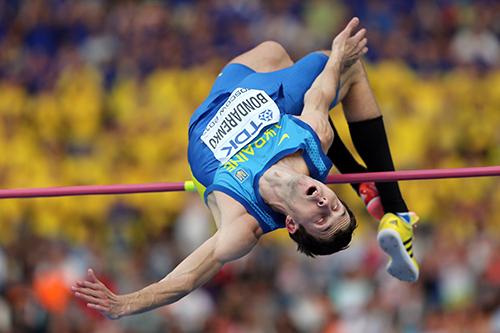 Богдан Бондаренко - лучший спортсмен Украины 2013!