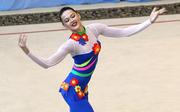 Алина МАКСИМЕНКО: «Пока еще есть ощущение, что я гимнастка»