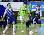 Интер Мовистар и Барселона Алуспорт отгружают по 7 мячей