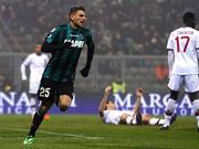 Берарди уничтожает Милан