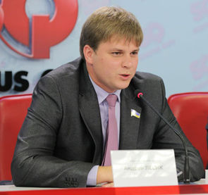 Андрей Лесик – новый президент УДЮФЛ