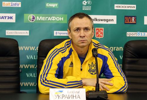 Александр ГОЛОВКО: «Мы рассчитывали на футболистов Шахтера»