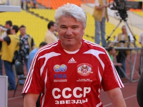 Сергей АНДРЕЕВ: «Мне приятно, что обо мне помнят на Родине»