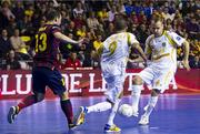 Барселона – Марфил: каталонское дерби имени Дани Сальгадо