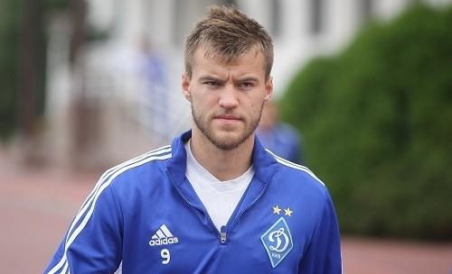 Зенит предложил €30 миллионов за Ярмоленко