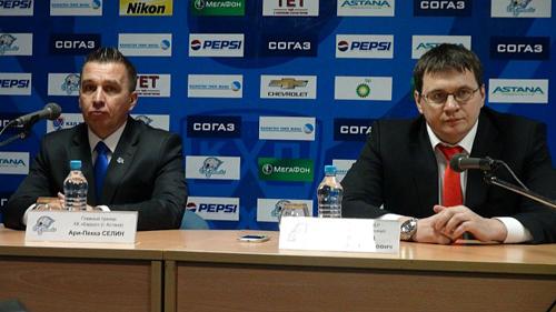 Андрей НАЗАРОВ: «Это была репетиция перед плей-офф»