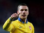 Арсенал хочет включить Подольски в сделку по Дракслеру