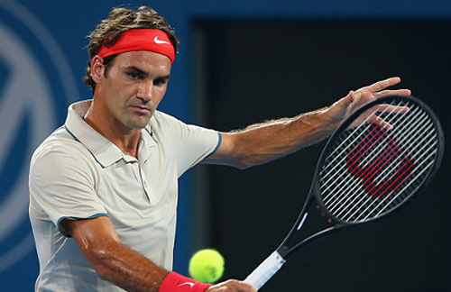 Australian Open. Федерер обыграл Маррея на пути в полуфинал