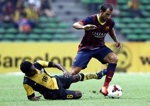 Защитник Барселоны не перейдет в Ливерпуль