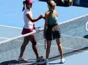 На Ли – первая финалистка Australian Open