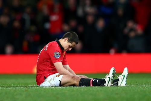 Чичарито хочет покинуть Манчестер Юнайтед