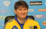 Сергей КОВАЛЕЦ: «Надеюсь, у Калитвинцева хорошее будущее»