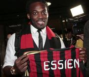 ОФИЦИАЛЬНО: Эссьен стал игроком Милана