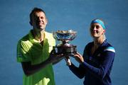 Нестор и Младенович выиграли Australian Open в миксте