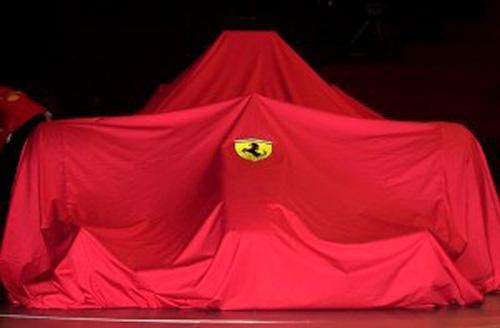 Новый болид Ferrari получил название F14 T