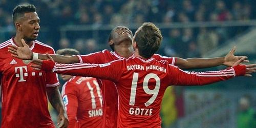 Бавария продолжает выигрывать и после зимнего перерыва