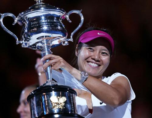 На Ли - победительница Australian Open