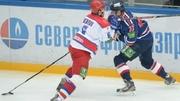 КХЛ. Обзор матчей 26 января