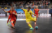 Румыния добилась победы над Бельгией