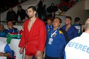 Украинский самбист выиграл серебро на этапе Кубка мира
