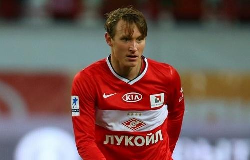 Арсенал намерен вернуть Чельстрема обратно в Спартак