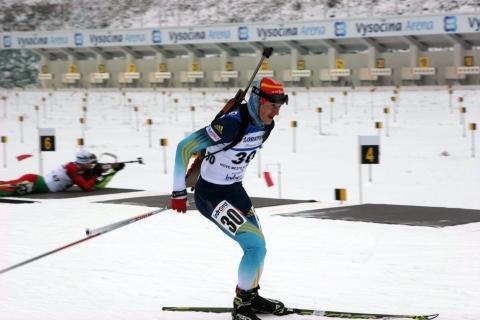 Артем Тищенко выигрывает серебро чемпионата Европы