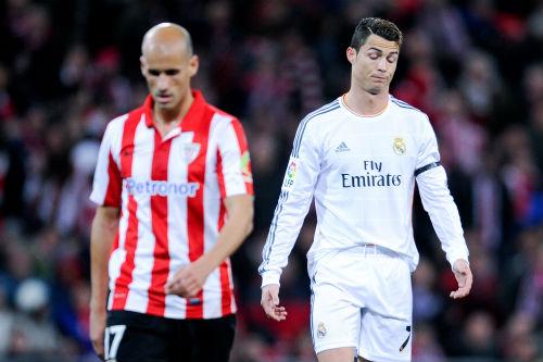 Реал теряет очки и отпускает Атлетико