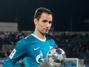 Широков покинул Зенит из-за конфликта со Спаллетти