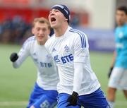 Московское Динамо отдало форварда в Спартак из Нальчика