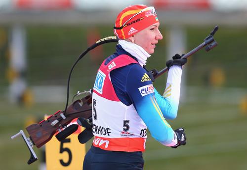 Елена Пидгрушная – лучшая спортсменка января