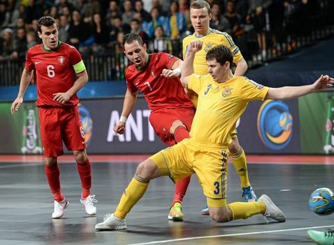 Украина покидает чемпионат Европы
