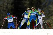 Валентина ШЕВЧЕНКО: «Не угадали со смазкой лыж»