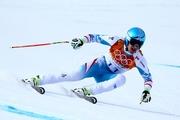 Золотую медаль в скоростном спуске выиграл Маттиас Майер