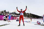 Сочи-2014. Колонья выдает фантастический финиш в скиатлоне