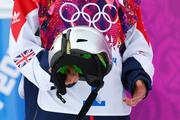 Шлем спас чешскую сноубордистку от трагедии