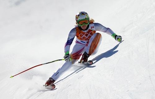 Лыжница из Лихтенштейна угодила в больницу