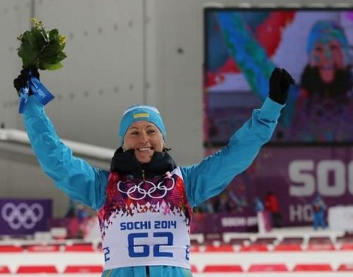 Сочи-2014. Стартовый состав женской гонки преследования