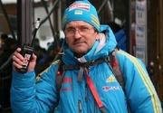 Василий КАРЛЕНКО: «На протяжении всей гонки Валя шла ровно»