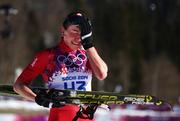 Юстина Ковальчик - олимпийская чемпионка в гонке на 10 км!