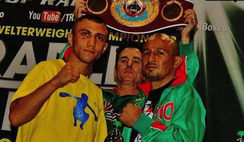 Победитель боя Салидо — Ломаченко сразится с Гэри Расселлом