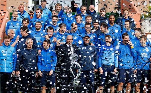 Днепр получил главный трофей AdF Diamonds Cup