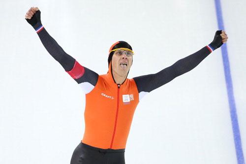 Сочи-2014. Голландцы вновь доминируют в конькобежном спорте