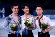 Японец Юдзуру Ханю - олимпийский чемпион в фигурном катании!