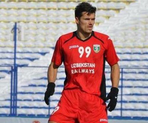 Украинский форвард дебютировал в азиатской Лиге чемпионов