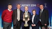 Матч за Суперкубок УЕФА-2014 примет Кардифф