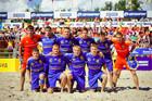 ЧМ-2013 по пляжному футболу. Представляем группу «С»
