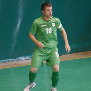 Овсянніков, Легчанов і Ципун викликані в футзальну збірну