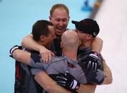 Канадцы – олимпийские чемпионы в керлинге!