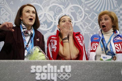 Олимпиада-2014. 20 февраля. Итоги дня